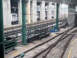 圖庫:港鐵車廠