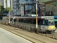 1094 plus 1091(053) MTR Light Rail 610 03-09-2021