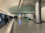 Hong Kong Station(Airport Express) platform 13-01-2021(2)