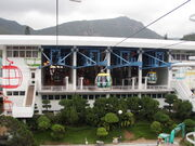 OP cable car stn DN