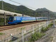 A Train MTR Airport Express 10-04-2020