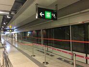 Ho Man Tin Tuen Ma Line platform(1) 10-04-2019