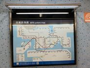 MTR Route Map effective from 27-06-2021