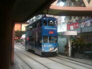 Hong Kong Tramways 96 North Point to Shek Tong Tsui 17-04-2014