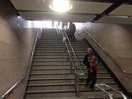 Sai Ying Pun to Exit A2 staircase 29-03-2015
