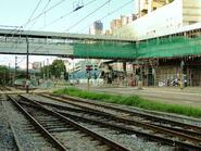 Cross over LRT Depot
