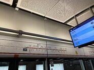 Hung Hom Tuen Ma Line platform route map 27-06-2021(2)