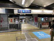 Hung Hom old platform 11-07-2021