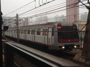 025 MTR Island Line 08-03-2016
