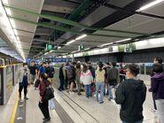 Chai Wan platform 13-04-2020