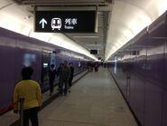 Sai Ying Pun to concourse corridor 29-03-2015