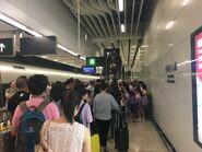 Hong Kong West Kowloon platform (2) 10-07-2019