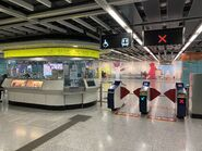 Kennedy Town entry gate and customer service centre 26-01-2020
