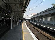 Lo Wu Station Platform 3,4
