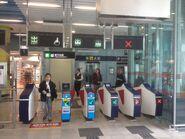 Ocean Park connect to Exit C exit gate