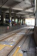 LRT 001 East Entrance