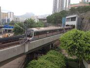 C Train Kwun Tong Line to Tiu King Leng 24-06-2015(4)