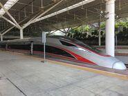 China Railway CR400AF-F-1005 G6530(Hong Kong West Kowloon to Guangzhounan) 16-07-2019
