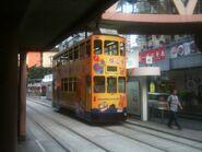 Hong Kong Tramways 38(102) Shau Kei Wan to Happy Valley 17-04-2014