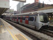 E93 East Rail Line 25-08-2015