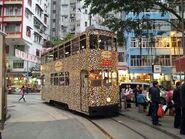 Hong Kong Tramways 166