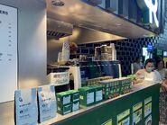 Hong Kong Tramways World Record Pop-Up Store drinks 21-08-2021(2)