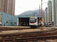 LRT Depot Track 1,2 Service Pit 2018-05-05