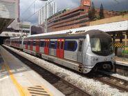 MLR train in Sha Tin Station East Rail Line 06-06-2015(4)