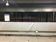 Ho Man Tin Tuen Ma Line platform 30-12-2019