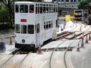Tram rail repair 2