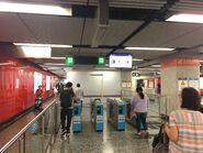 Yau Ma Tei exit gate 18-09-2019