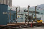 LRT Depot Beyond Service Pit