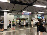 Tsim Sha Tsui ticket machine 20-08-2021