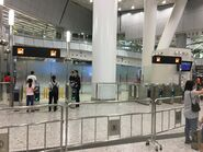 West Kowloon entry gate