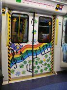 KCR WR Decoration Train 3