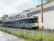1085 plus 1077(021) MTR Light Rail 507 03-07-2020