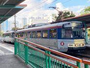 1094 plus 1096(179) MTR Light Rail 751 14-08-2020