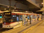 1133 plus 1211(171) MTR Light Rail 751 28-08-2021
