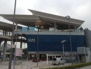 Tung Chung Cable Car Terminal 22-04-2015