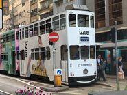 Hong Kong Tramways 145 Sheung Wan(Western Market) to Shau Kei Wan 04-01-2018