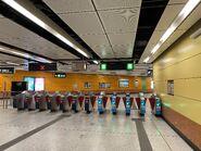 Kai Tak exit gate 25-07-2020
