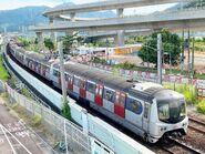 E98-E63 MTR East Rail Line 30-07-2020