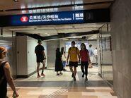 East Tsim Sha Tsui Exit J 11-09-2021