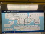 MTR Route Map 23-08-2021