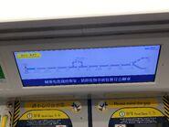 East Rail Line interchange Tuen Ma Line display 22-07-2021(3)