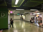 Wan Chai to Exit D