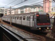 025 MTR Island Line 05-07-2016