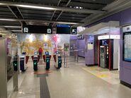 Sai Ying Pun entry gate 01-04-2020