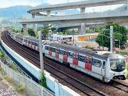 E77-E96 MTR East Rail Line 30-07-2020