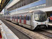 025 MTR East Rail Line 02-07-2021